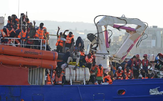En un mes, más de 600 inmigrantes han muerto en el Mediterráneo