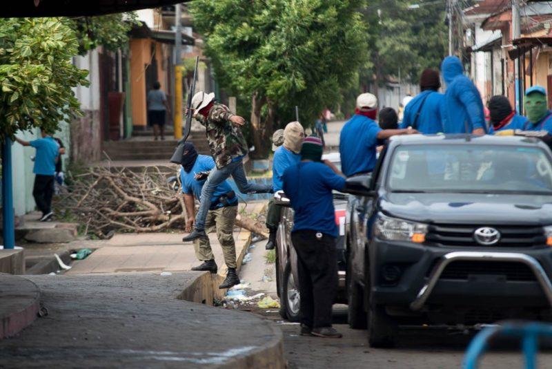 Video: Nicaragua conmemora aniversario de revolución sandinista en medio de protestas