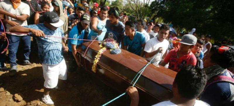 Confirma la CIDH 264 muertos por represión en Nicaragua