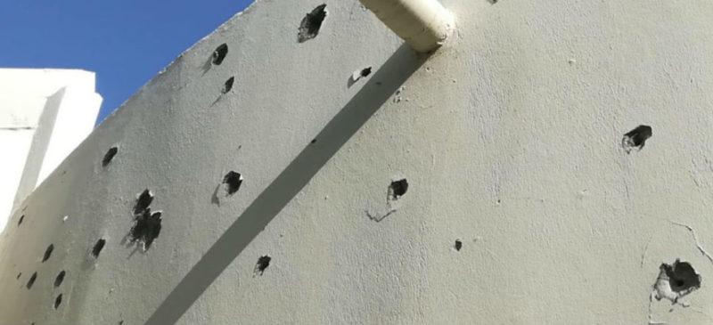 Mueren dos estudiantes por ataque paramilitar en Nicaragua