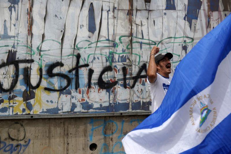 Represión gubernamental en Nicaragua deja 14 muertos