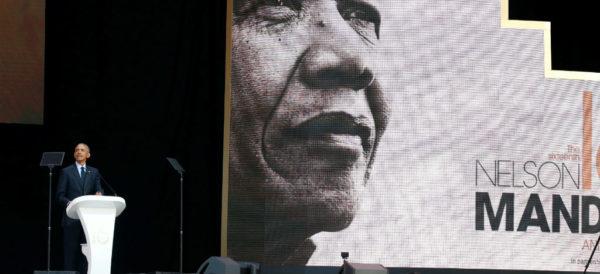 """Video: A 100 años del nacimiento de Mandela, Obama critica """"políticas duras"""" y restricciones a la prensa"""