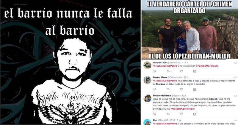 El triunfo de AMLO exacerba el clasismo y racismo de los usuarios de redes sociales