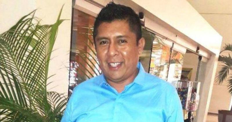 Al asesinado periodista Ruben Pat ya lo había detenido y torturado la policía de Playa del Carmen; piden seguridad para comunicadores