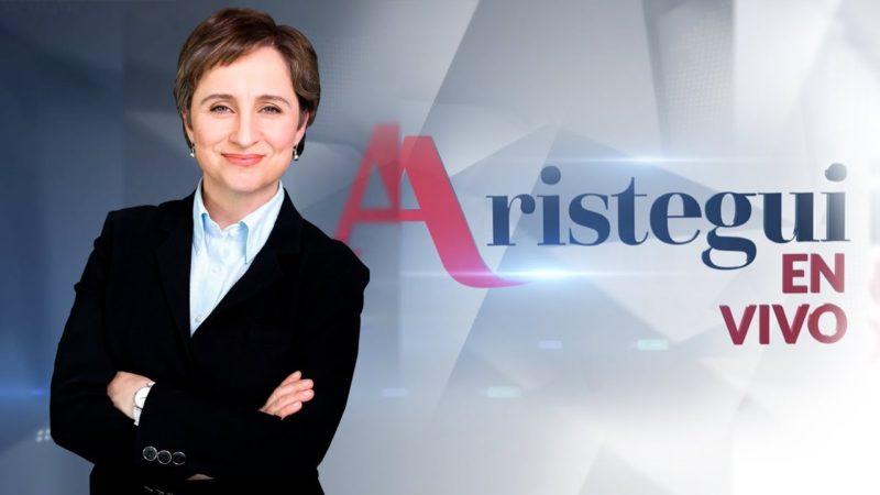 Transmisión especial de Carmen Aristegui en vivo