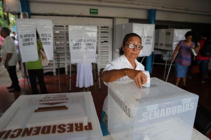 Morena también arrasó en diputaciones y senadurías