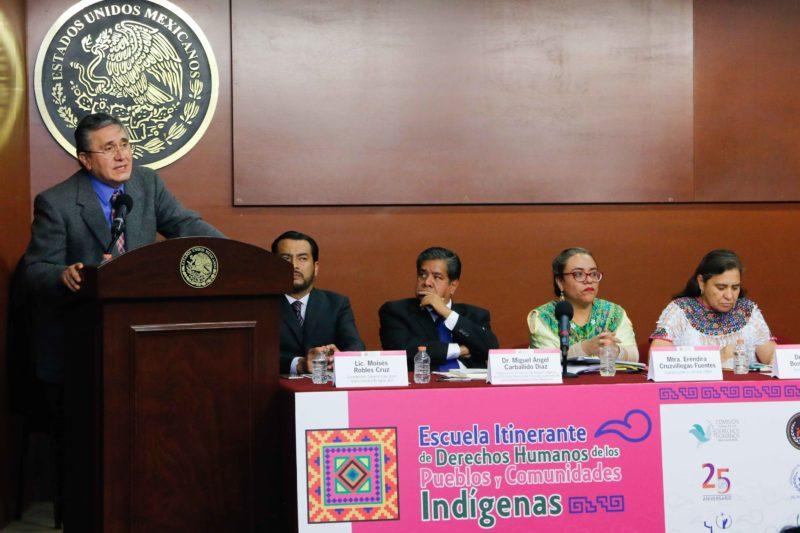Insuficiente acción del Estado para que indígenas hagan valer sus derechos constitucionales, denuncian organizaciones de derechos humanos