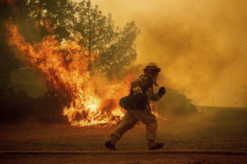 Medidas para preservar la salud ante incendios forestales