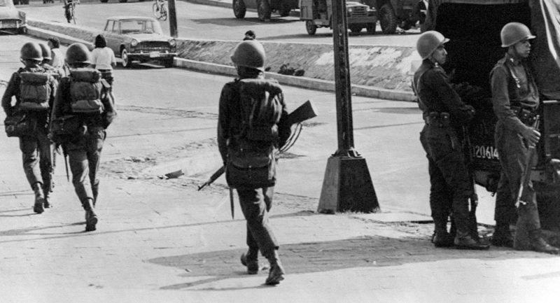 Un archivo digital de 6 mil documentos revive el movimiento estudiantil de 1968