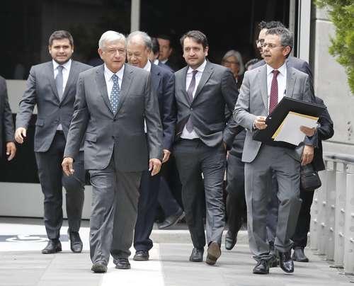 El Ejecutivo no será más el poder de los poderes: López Obrador