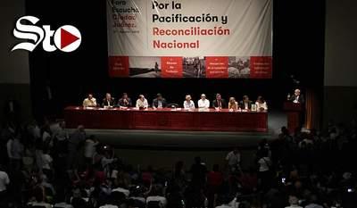 """En vivo: Foro """"Escucha La Laguna"""" por la Pacificación y la Reconciliación Nacional"""