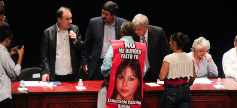 Videos: Es necesario el perdón jurídico para el proyecto de pacificación: Alfonso Durazo