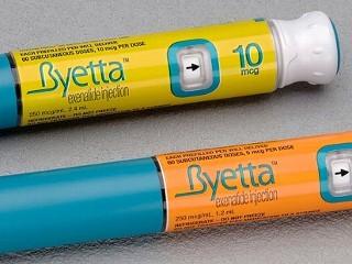 Byetta, Victoza, Bydureon: medicamentos para la diabetes y pérdida de peso