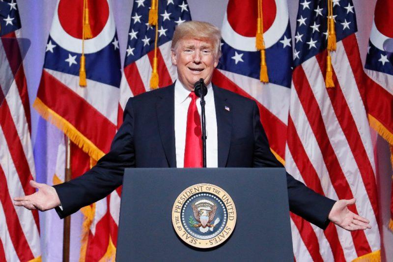 "Inminente, ""gran acuerdo comercial"" con México: Trump"