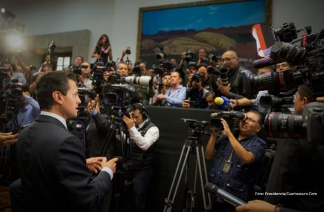 Se les va a acabar Jauja a los juglares del felón Peña Nieto