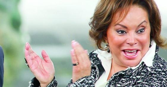 Elba Esther Gordillo, libre. Fue una presa de conciencia