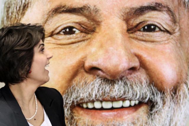 Niegan a Lula asistencia a debate presidencial en Brasil