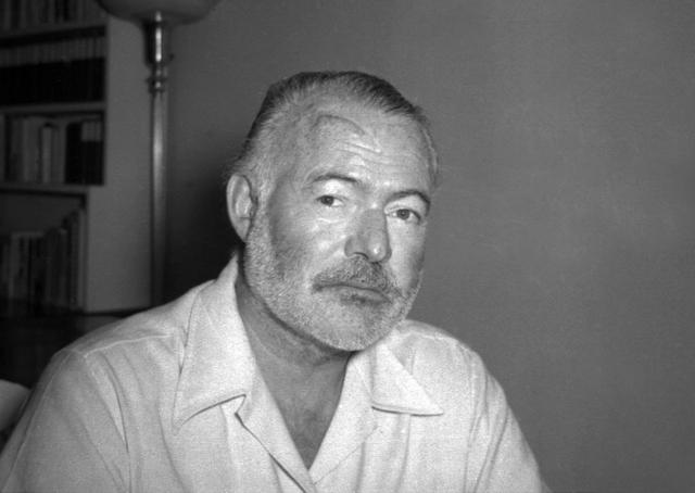 Publican relato inédito de Hemingway escrito en 1956