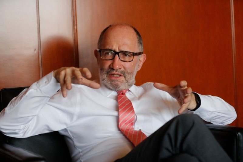 Hay riesgo de fracaso en la pacificación: ministro Cossío