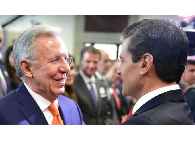 Botín publicitario de Peña Nieto: 40 mil 600 millones de pesos. Rebasó 70% lo aprobado por el Poder Legislativo: Fundar