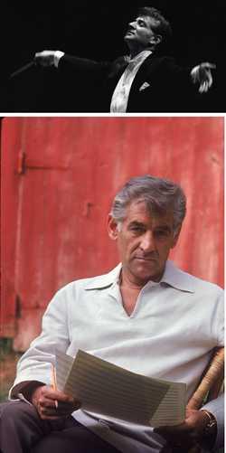 Centenario natal de Leonard Bernstein; honran al músico