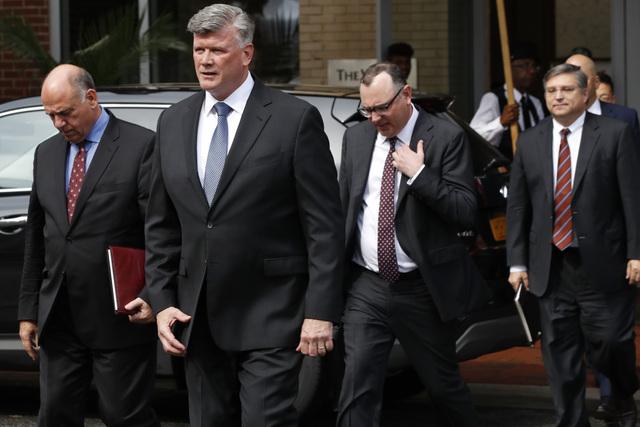 Jurado declara culpable a Paul Manafort, ex jefe de campaña de Donald Trump, de delitos de fraude fiscal y estafa bancaria
