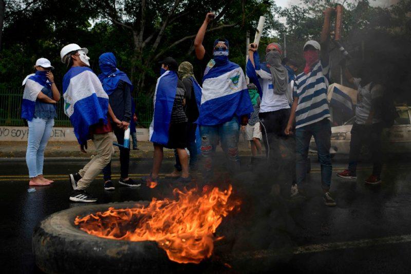 Estiman en mil millones de dólares el costo de la crisis política en Nicaragua