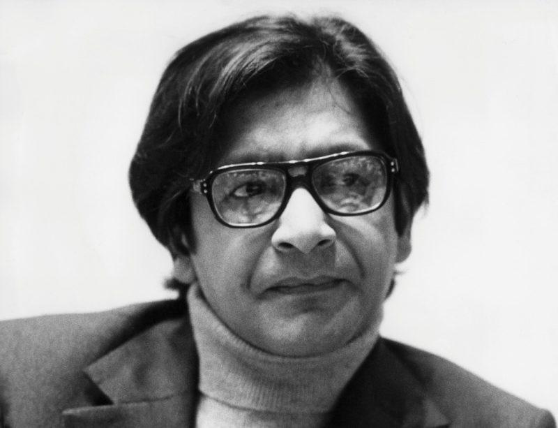 Muere VS Naipaul, Premio Nobel de Literatura en 2001