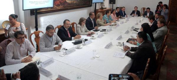 Se rompe en Morelos la mesa de transición. Graco Ramírezse niega a entregar información al Cuau