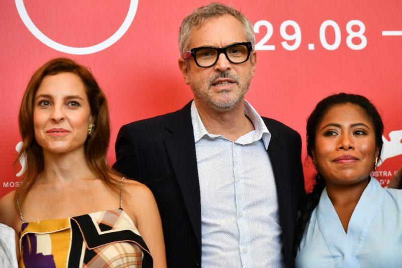 Video: Roma, cinta de Alfonso Cuarón, se perfila para ganar el León de Oro en Venecia