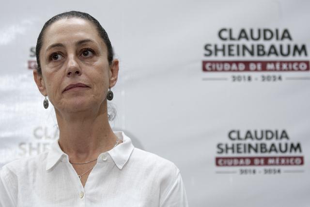 Sheinbaum anuncia plan de reconstrucción en CDMX