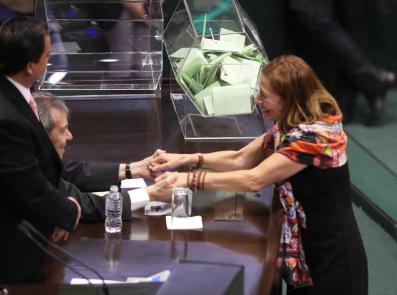 Inédito: Morena amplía su fuerza legislativa y el PRI queda como tercera fuerza en la Cámara de Diputados