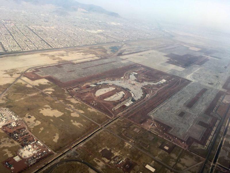 El Frente de Pueblos en Defensa de la Tierra afirma que en el Nuevo Aeropuerto Internacional de la Ciudad de México debe imponerse la voluntad de los pobres