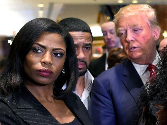 El racismo de Trump