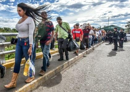 Éxodo venezolano se acerca a momento de crisis: ONU