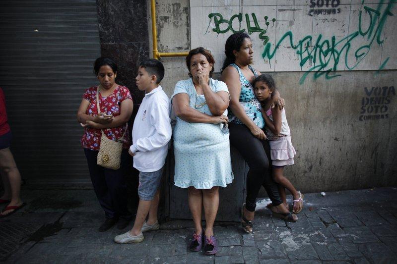 Sismo de 6.3 grados sacude Venezuela