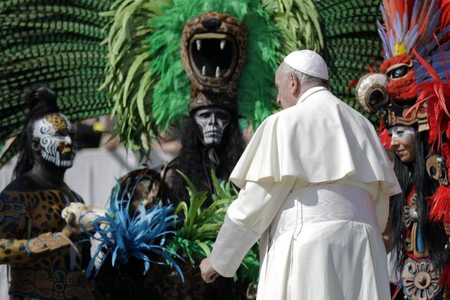 """Vaticano espera """"colaborar"""" con AMLO"""