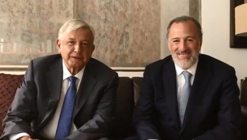 Video: Fraude electoral, corrupción y robo de hidrocarburos serán delitos graves, anuncia AMLO