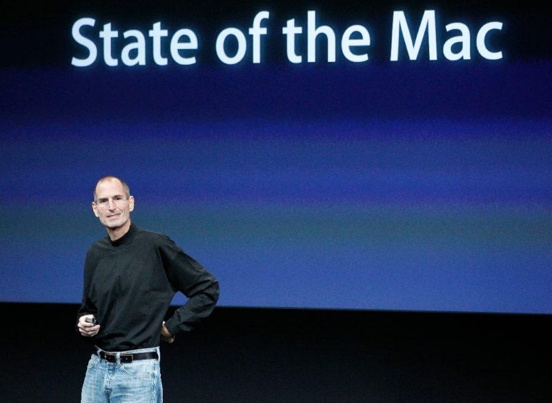 Apple, primera firma en bolsa que vale mil millones de dólares