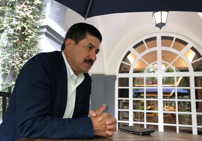Video: Corral: La gente votó harta de la corrupción, y si AMLO perdona a Peña traicionará ese mandato
