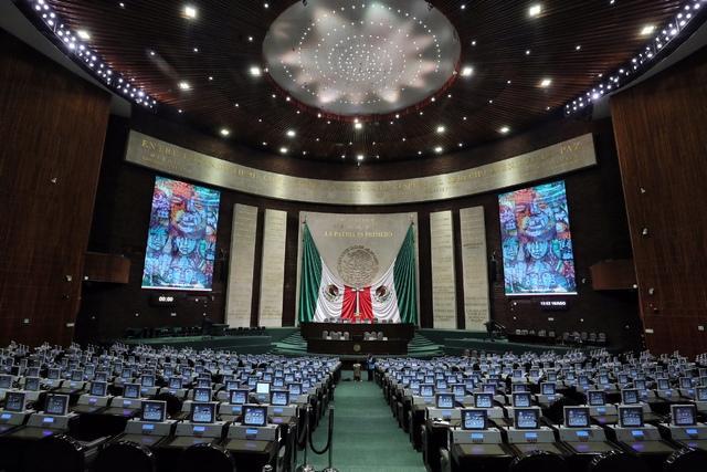 Este miércoles se constituirá la LXIV Legislatura, dominada por Morena