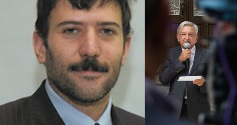 ¿Quién es Daniel Asaf, el hombre que liderará a los 20 magníficos que cuidarán a López Obrador?
