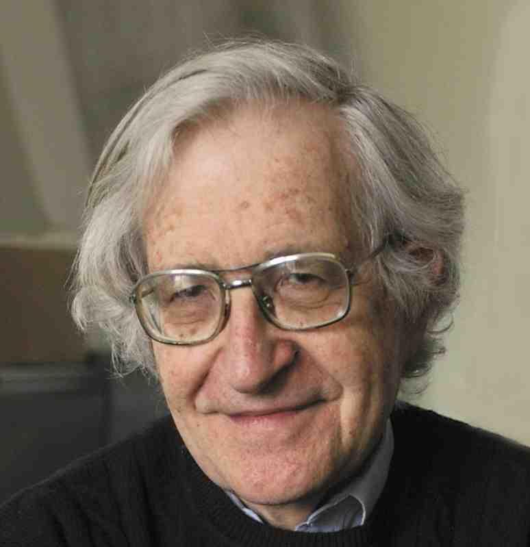 Brutal y sádica, la política de Trump contra inmigrantes: Chomsky