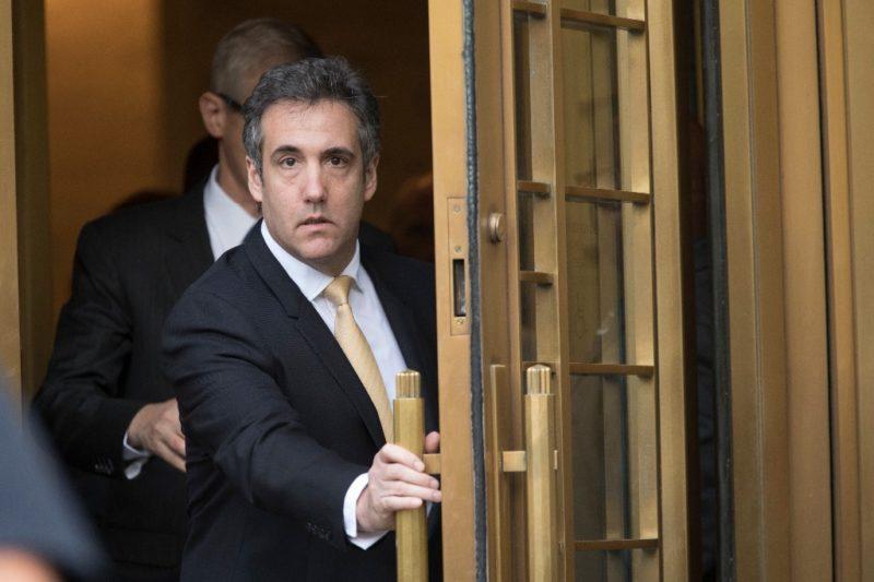 Ex abogado de Trump se declara culpable de violar leyes de financiamiento electoral