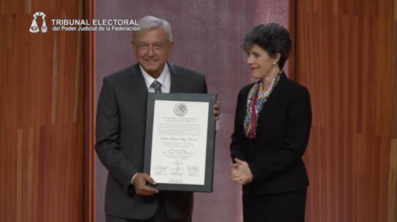 Texto íntegro del discurso de López Obrador al ser declarado presidente electo