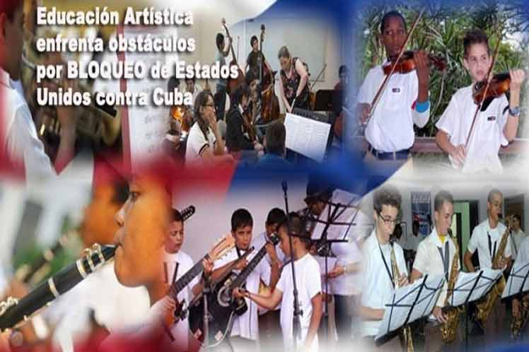 Bloqueo de EE.UU. causa limitaciones millonarias a la cultura cubana