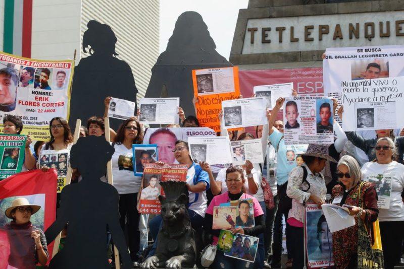 Impunidad en desaparición de migrantes en México. Crimen organizado, principal responsable