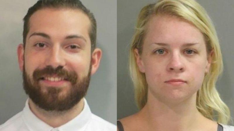 Su novia fingió ser policía para ayudarlo a escapar de una cárcel (la pareja ahora está tras las rejas)