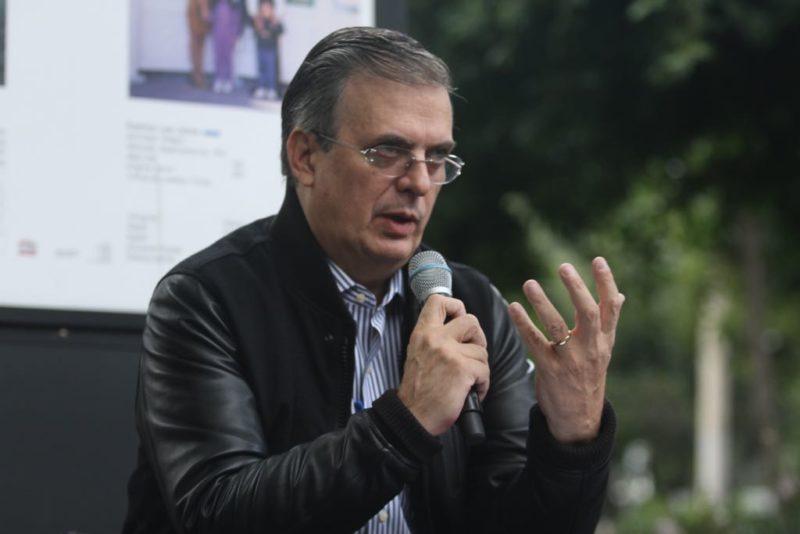 Reconstruiremos la relación con Centro y Sudamérica: Ebrard