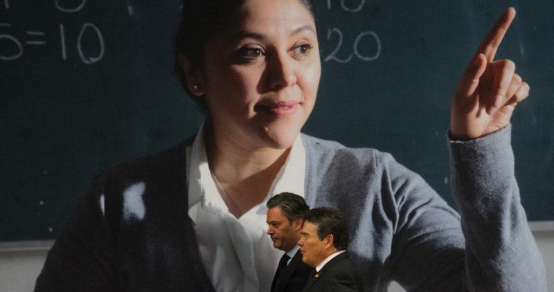 La SEP dio al SNTE 1,250 millones de pesos para divulgar virtudes de la Reforma Educativa; 196 fueron a Televisa